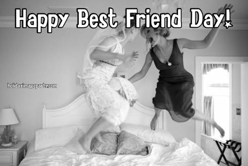 Happy Best Friend Day!