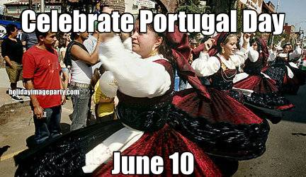 Celebrate Portugal Day June 10