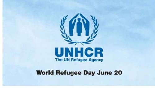 World Refugee Day June 20