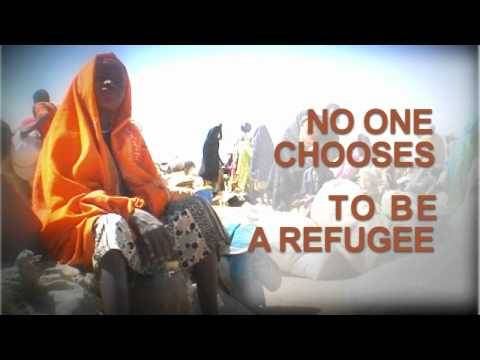 No one chooses to be a refuge