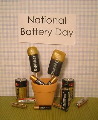 National Battery Day