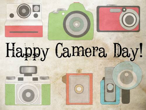 Happy Camera Day!