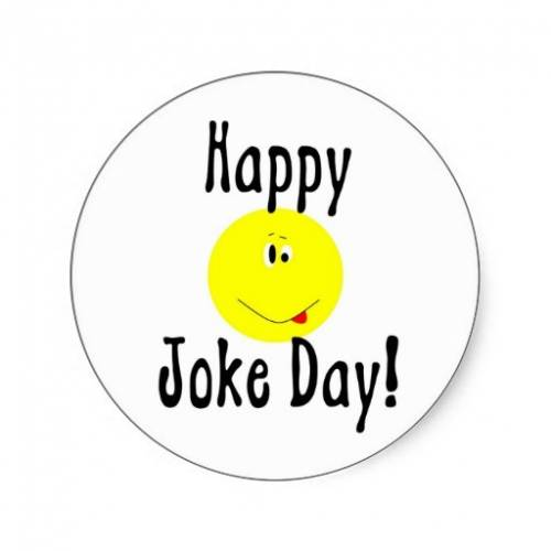 Happy Joke Day !
