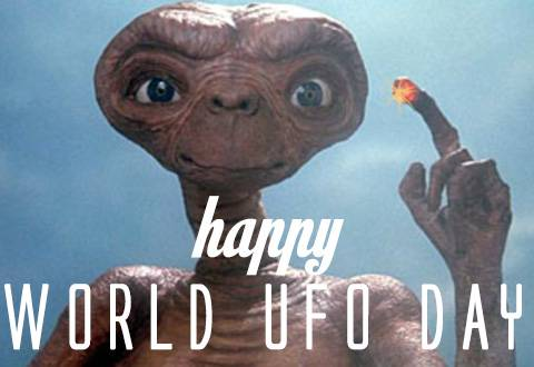 Happy World UFO Day