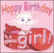 Happy Birthday to a special girl!