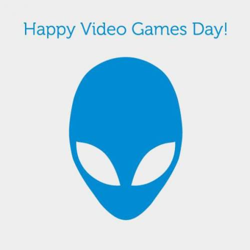 Happy Video Games Day!