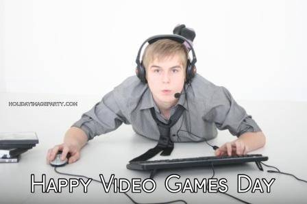 Happy Video Games Day