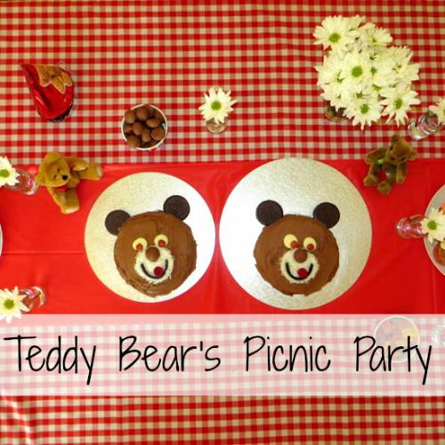 Teddy Bear's Picnic Party