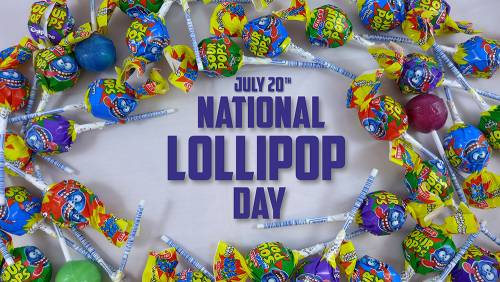July 20th Lollipop Day