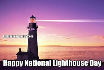 Happy National Lighthouse Day