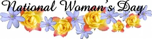 National Woman's Day