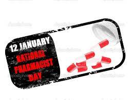 12 January National Pharmacist Day