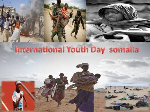 International youth day Somalia