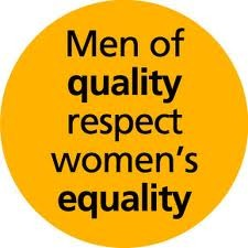 Men of quality respect women's quality