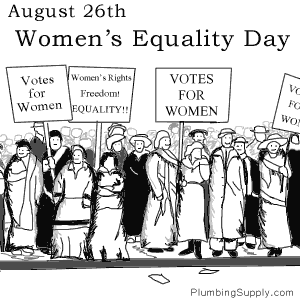 August 26 Women's Equality Day