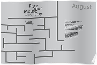 Race Your Mouse Day