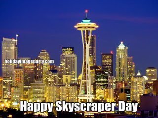 Happy Skyscraper Day