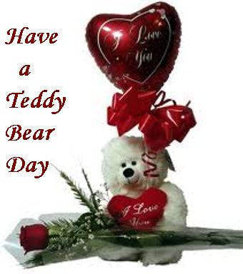 Have a Teddy Bear Day