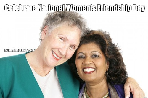 Celebrate National Women's Friendship Day