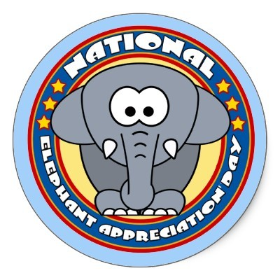 National Elephant Appreciation Day
