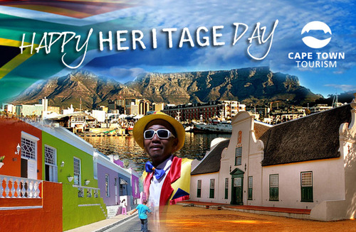Happy Heritage Day