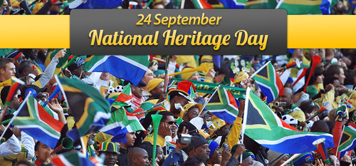 24 September National Heritage Day