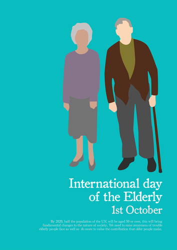 International Day for the Elderly 1st October