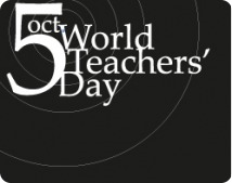 5 Oct World Teachers' Day