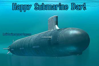 Happy Submarine Day!