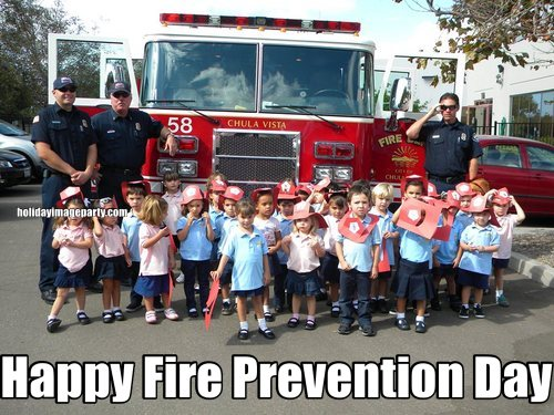 Happy Fire Prevention Day