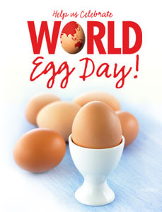 Help us celebrate World Egg Day