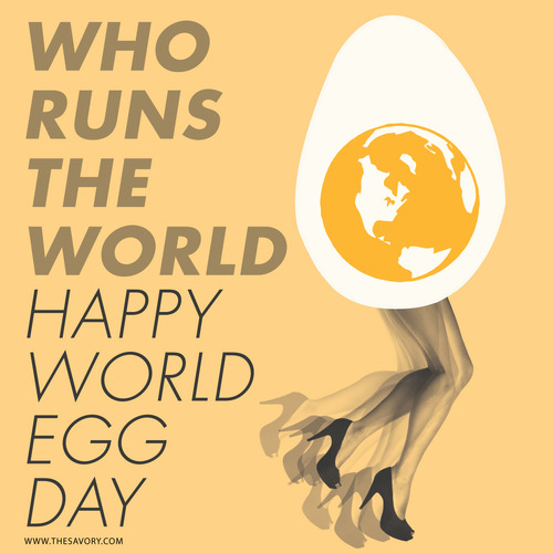 Happy World Egg Day