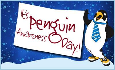 It's Penguin Awareness Day