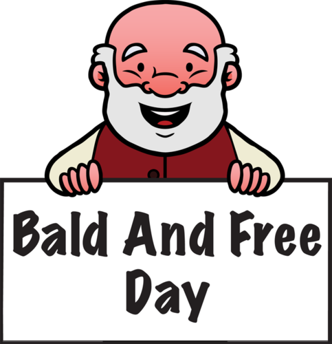 Bald and Free Day