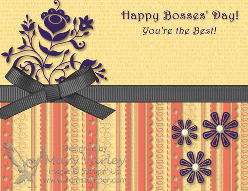 Happy Bosses' Day