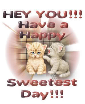 Have a happy Sweetest Day