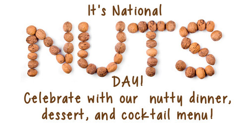It's National National Nuts Day