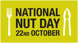 National Nut Day 22nd October