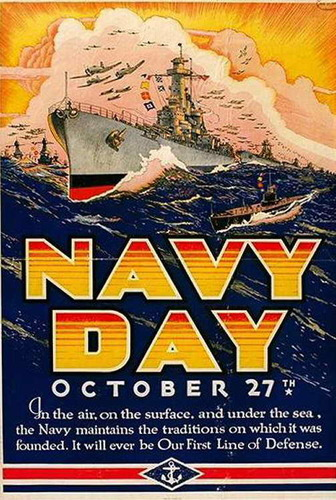 Navy Day October 27