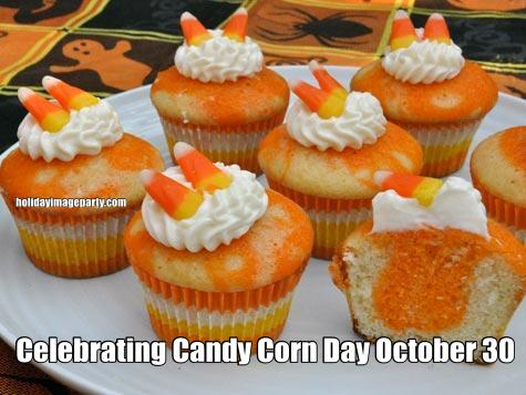 Celebrating Candy Corn Day October 30