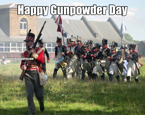 Happy Gunpowder Day
