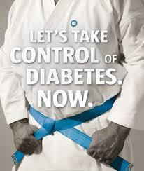 Let's take control of diabetes now