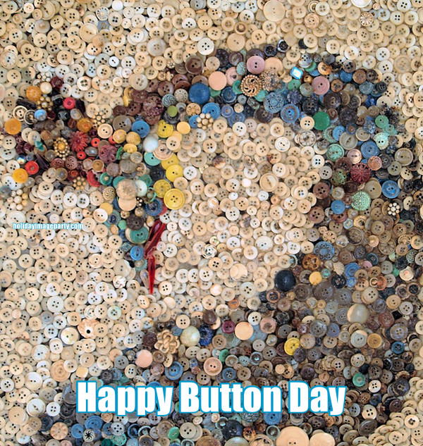 Happy Button Day
