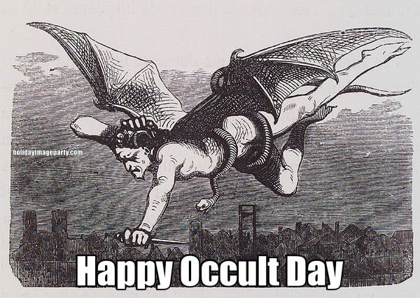 Happy Occult Day