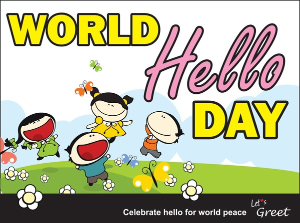 World Hello Day