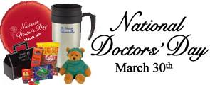 National Doctor's Day March 30th