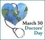March 30 Doctors' Day