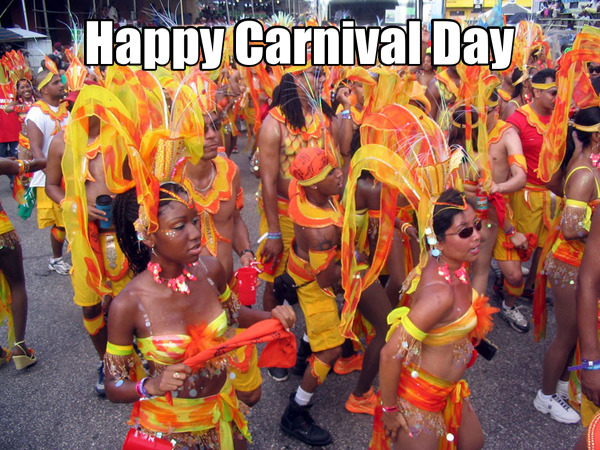 Happy Carnival Day