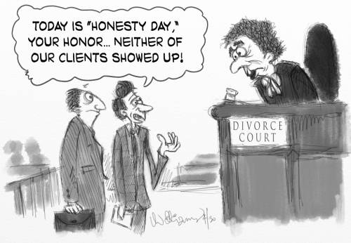 Today is Honesty Day