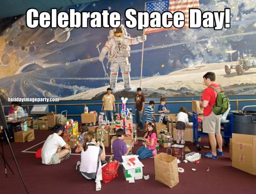 Celebrate Space Day!